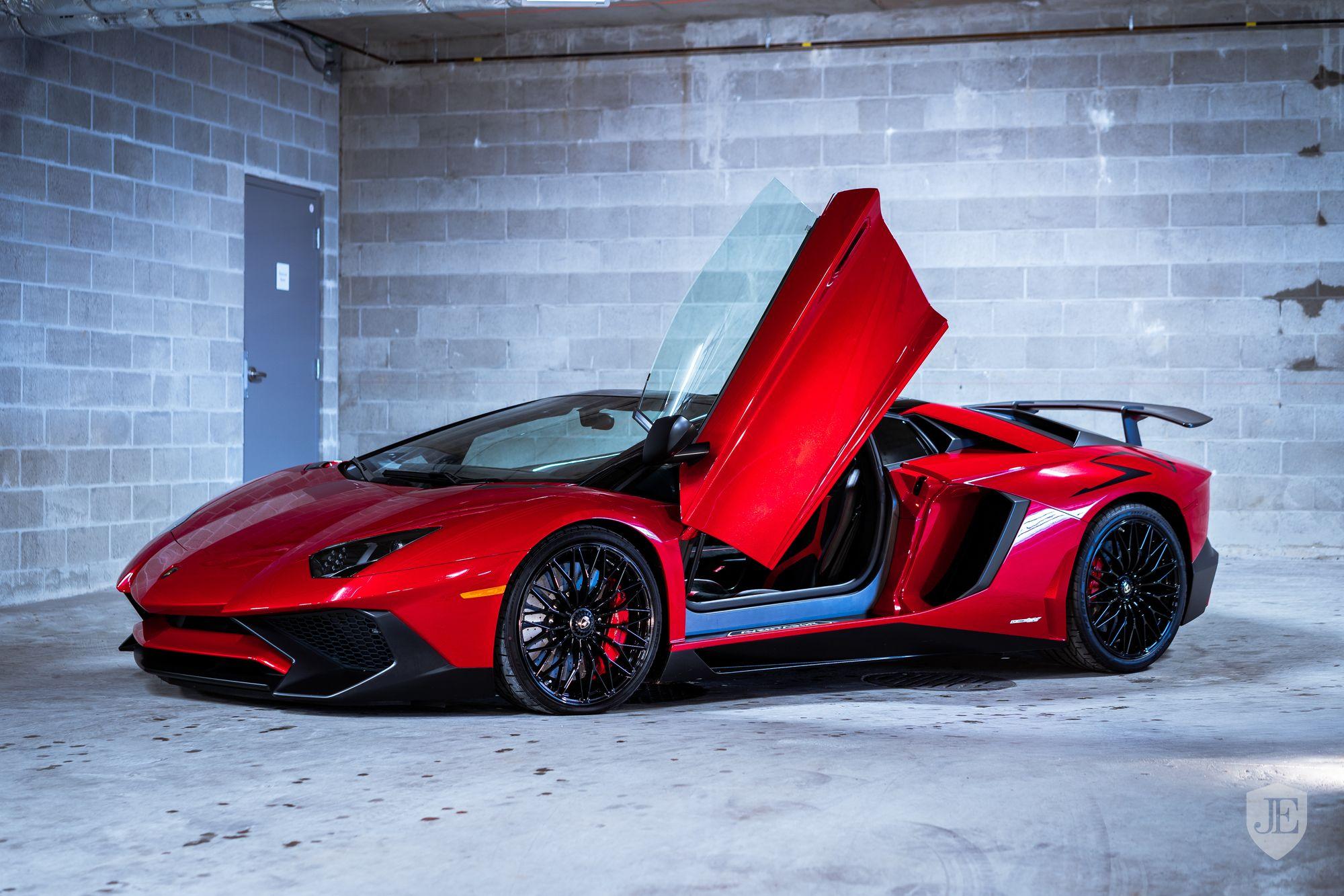 2017 Lamborghini Aventador Sv In North Vancouver Canada For Sale