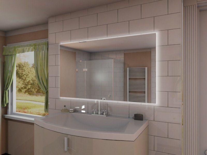 Badspiegel mit LED Beleuchtung - New Jersey M09L4 Home BATHing