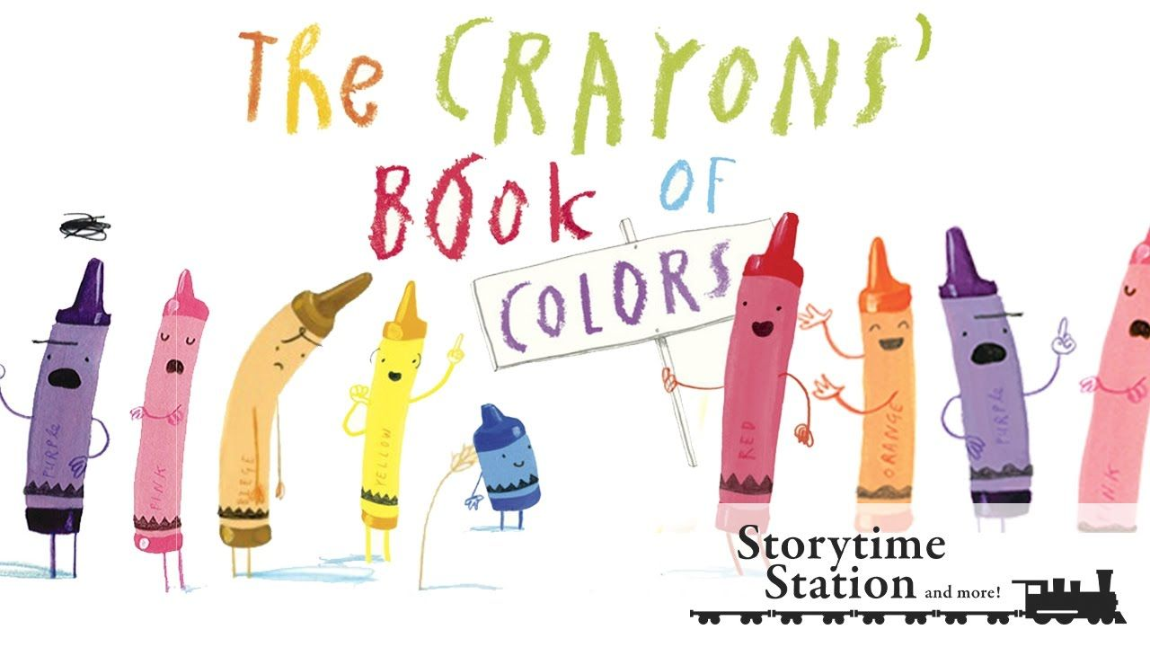 The Crayons Book Of Colors By Drew Daywalt Oliver Jeffers Books