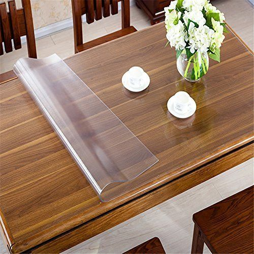 Feature Protect Your Table Or Tablecloth Against Scratches Scuffs Stains Spillage While Keeping Your Des Dining Room Table Custom Coffee Table Table Pads