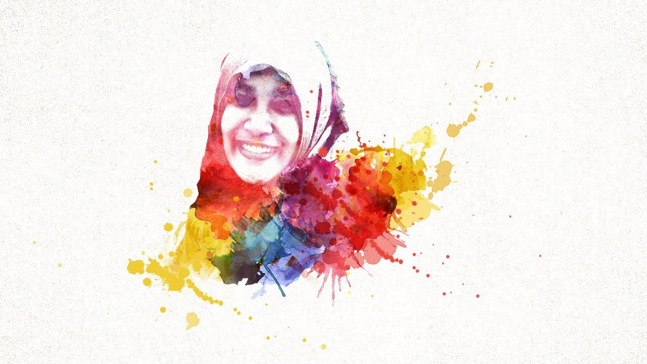 Photoshop Membuat Efek Lukisan Water Color Effect With Images