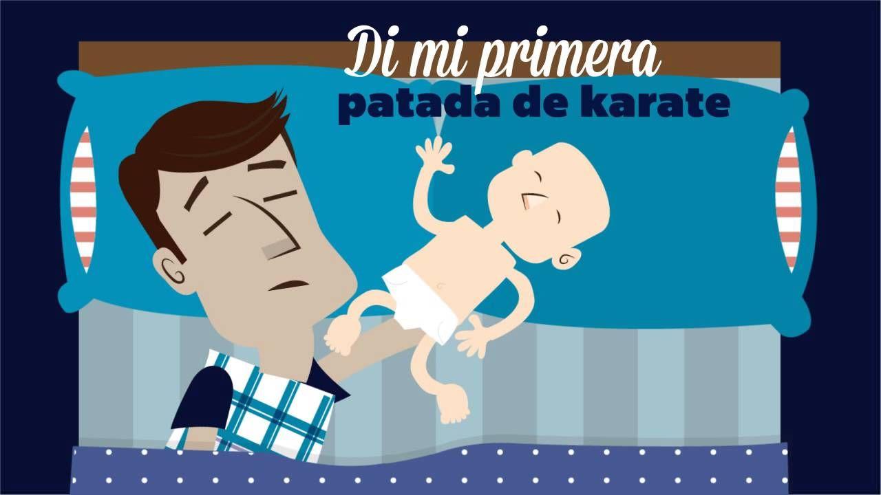 ¡Aquí les compartimos un pequeño video sobre una de las primeras experiencias de ser padre!