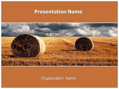 download free farm field powerpoint template for your