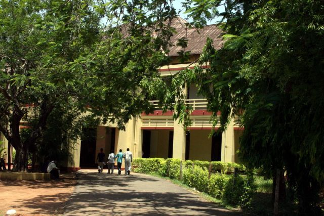Image result for हेबर हॉल, मद्रास क्रिश्चियन कॉलेज