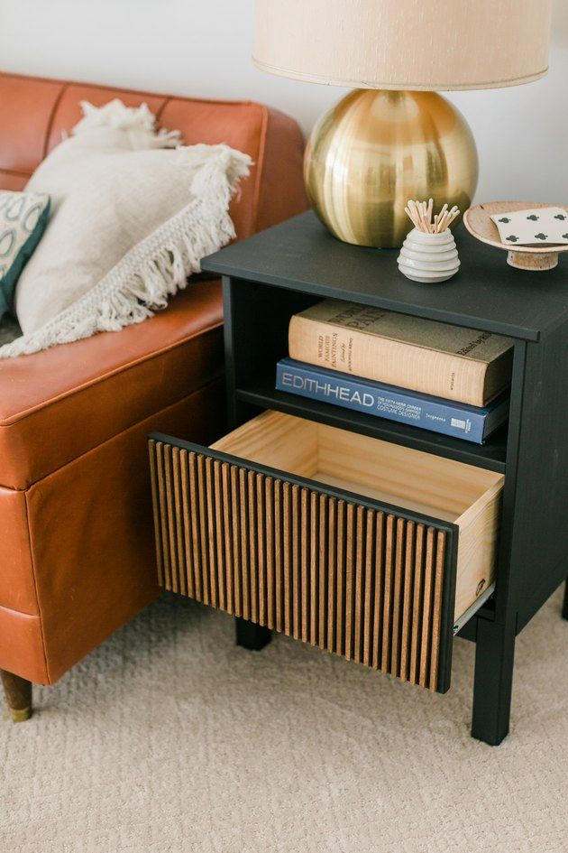 Photo of Watch an IKEA Nightstand Easily Transform Into a Modern Side Table | Hunker