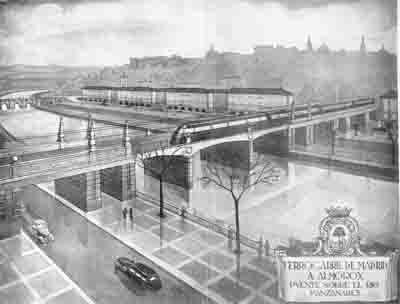 Revista Monsacro - Patrimonio Industrial: Ferrocarril Madrid - Almorox