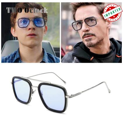Tony Stark Iron Man 3 Sunglasses Online In Pakistan Sunglasses Men Vintage Retro Tony Stark Sunglasses Sunglasses Men Vintage