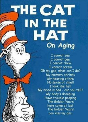 Everyone turning 90 or older should have this read to them at their
