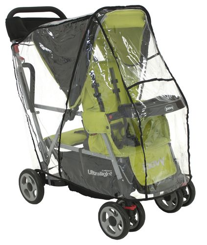 Must have for parents... Joovy Caboose Ultralight Rain