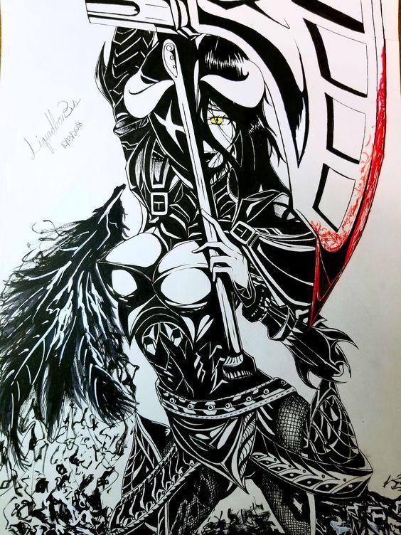 Pin by sirneko03 on albedo Awesome anime, Anime, Anime