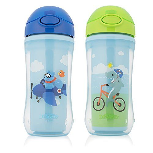 The perfect way for little #ones to enjoy fresh and cool drinks on the go. Durable and lightweight, this 10-ounce #insulated cup is easy to handle and provides li...