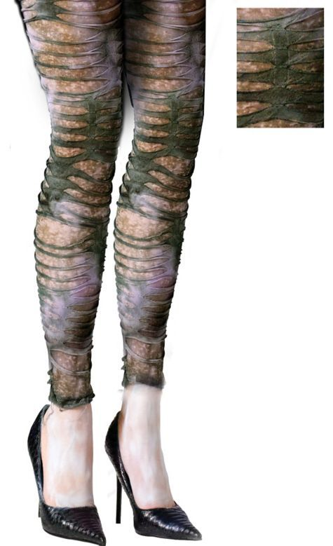 Ghost Stories Footless Tights for Adults - Party City try - party city store costumes