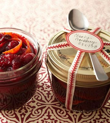 Christmas Food Gifts Recipes + Wrapping Ideas Using Jars ~Canning