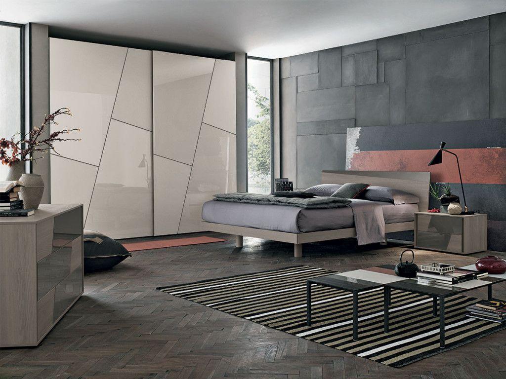 Armadio anta scorrevole kross finiture disponibili for Casa moderna accogliente