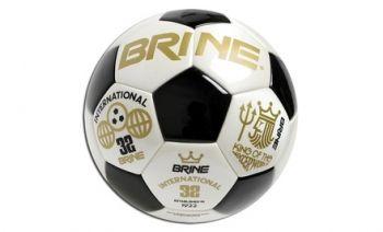Brine International Hybrid #Soccer Ball... Value Price $50.00... Now Only $24.99