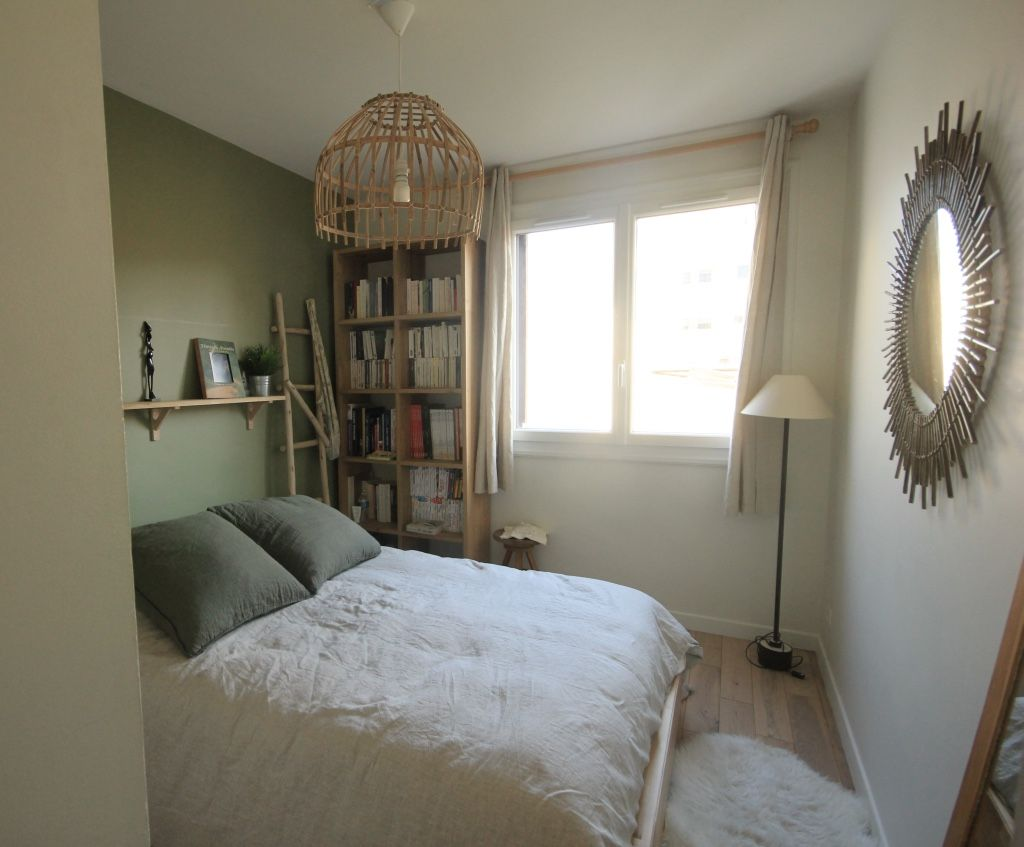 12 chambrekaki mursetmerveilles   Deco chambre kaki, Deco chambre ...
