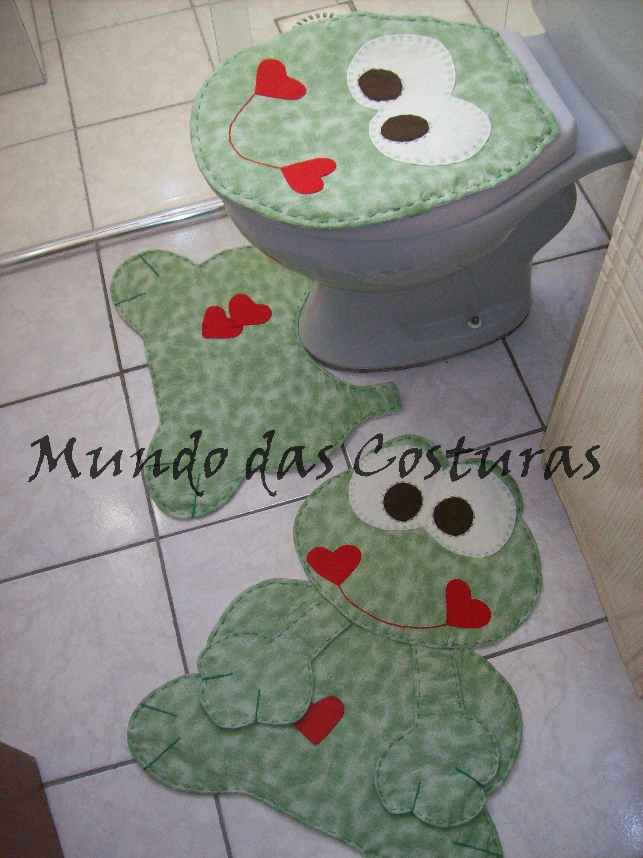 Jogo de banheiro 3 pe as hogar pinterest juegos de - Agarraderas para bano ...