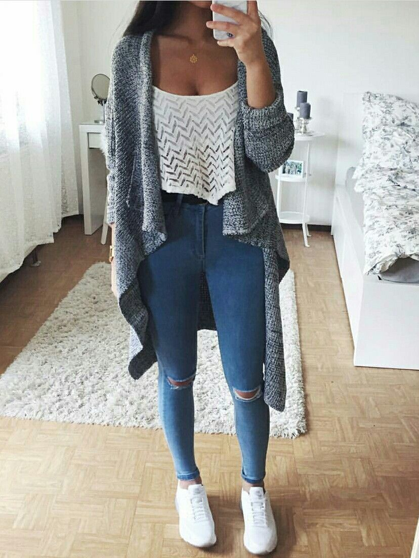 Pin By Mena On H Fashion Cute Outfits Tumblr Outfits