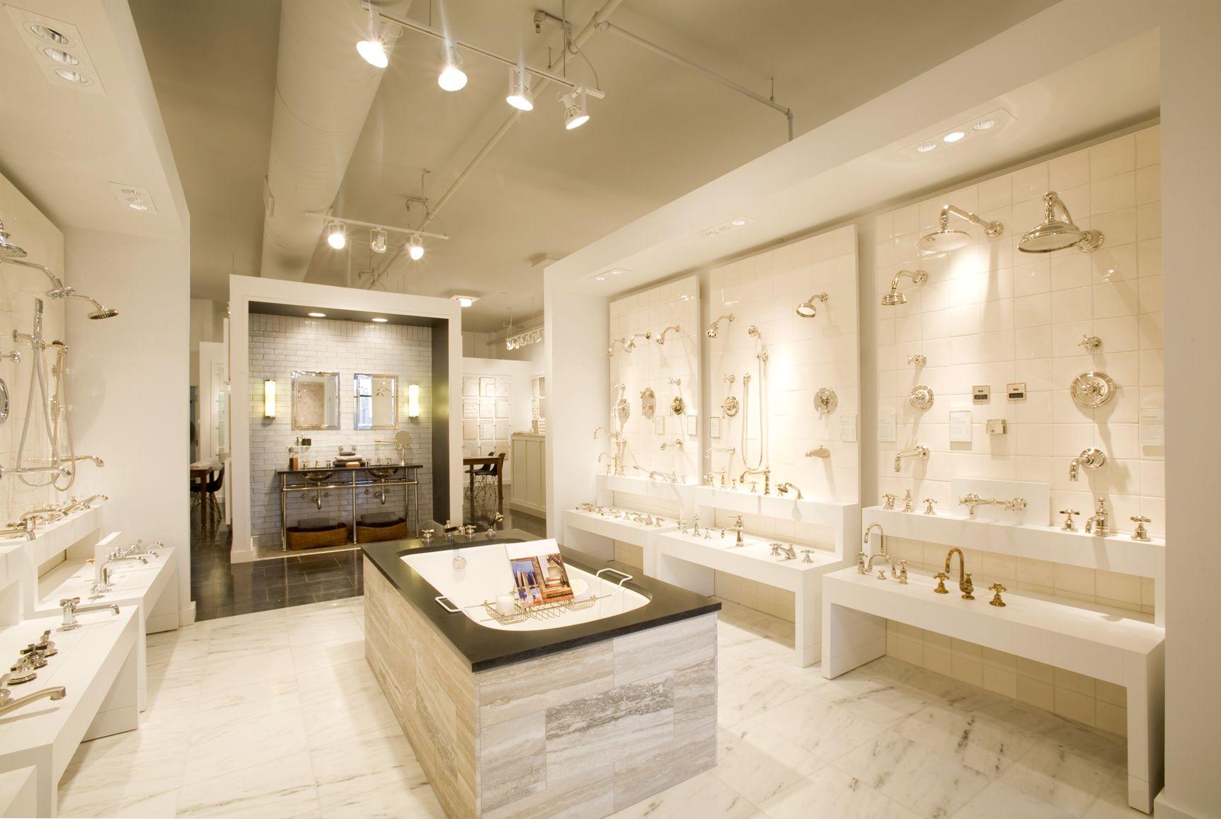 Waterworks Denver Showroom Showroom Interior Design Showroom