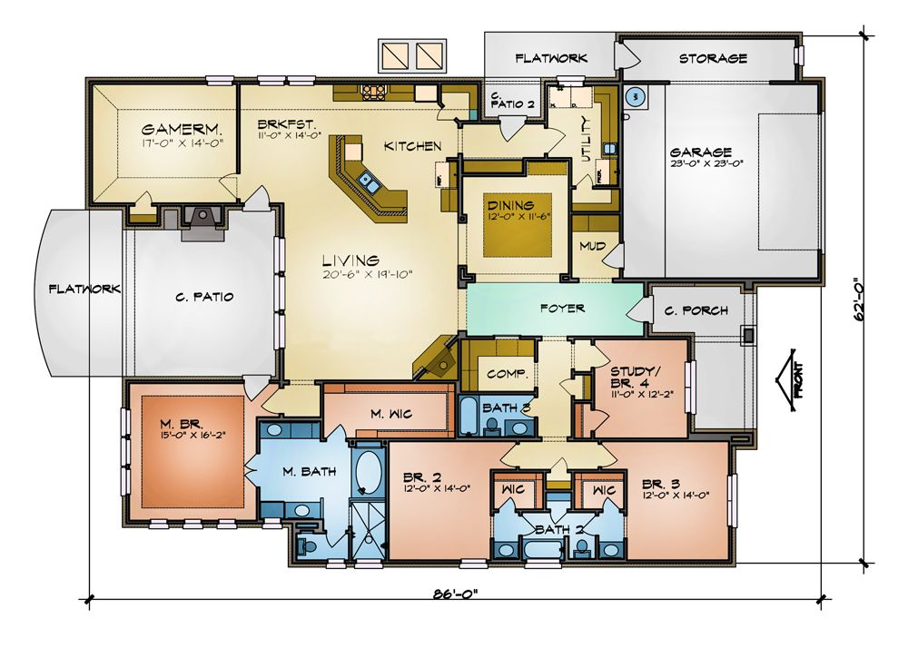 Tell Us What You Think Of This Luxury Floor Plan Luxury Floor Plans House Plans Luxury House Plans