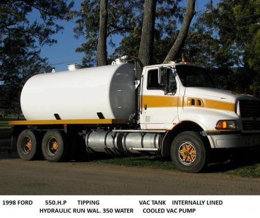 Liquid Waste Removal For Sale in maitland NSW