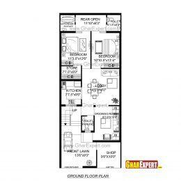 Lovelydesignideas buildingplansfor  plothouseplanfor house plan in plot   also ft by plans elegant for feet rh pinterest