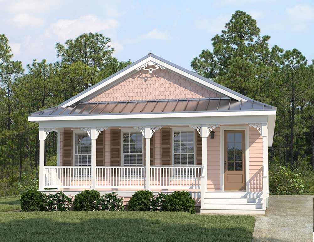 Rosemary Cottage Cottage Homes Franklin Homes Cottage House Plans