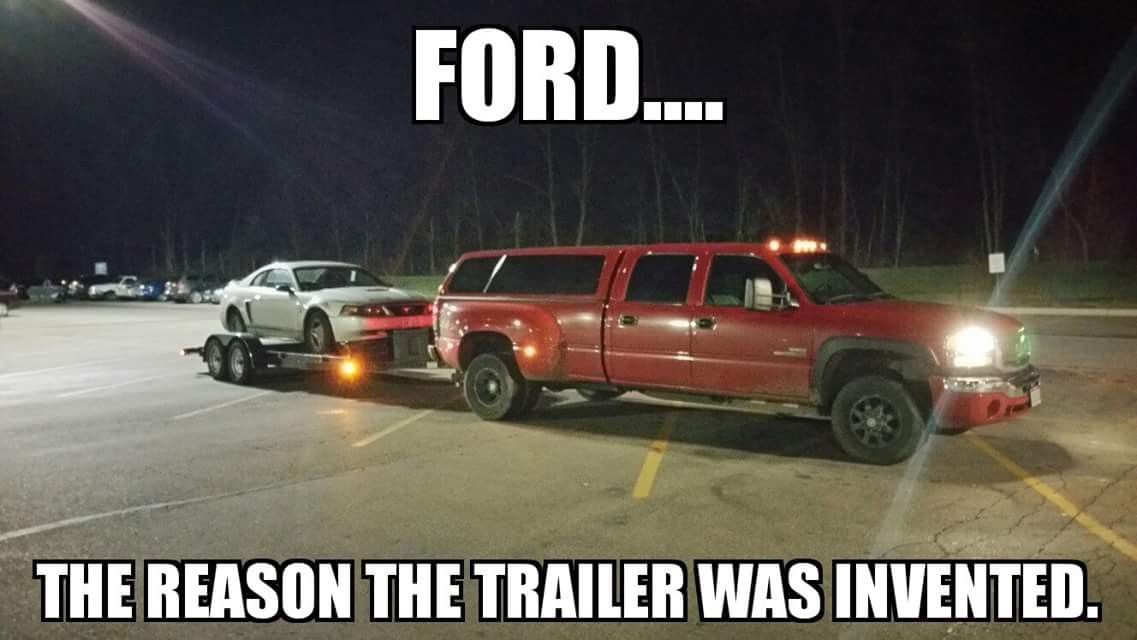 Ford Stands For Fix Or Repair Daily Truck Memes Ford Memes