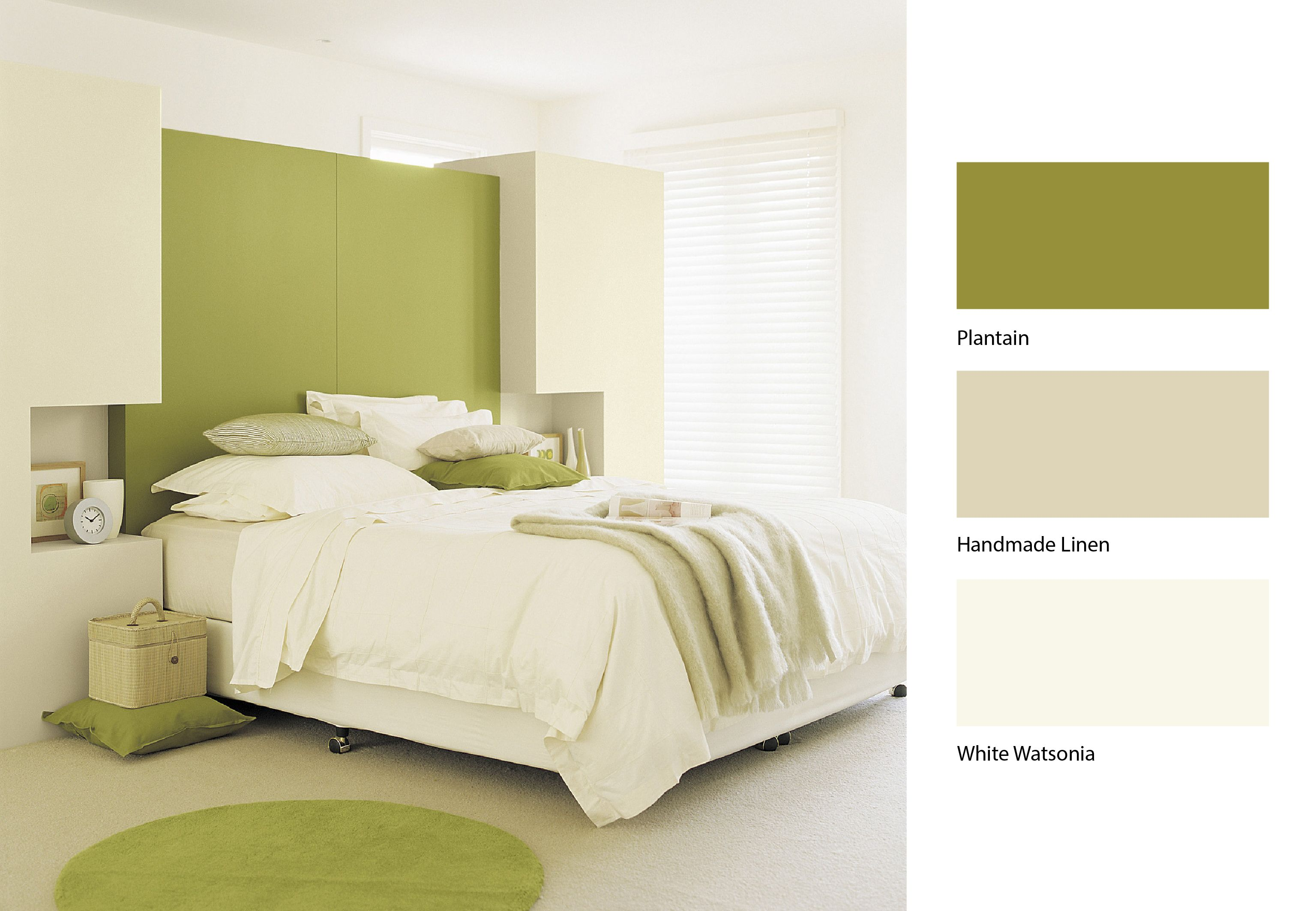 Do You Think Dulux Plantain And Dulux Handmade Linen Are