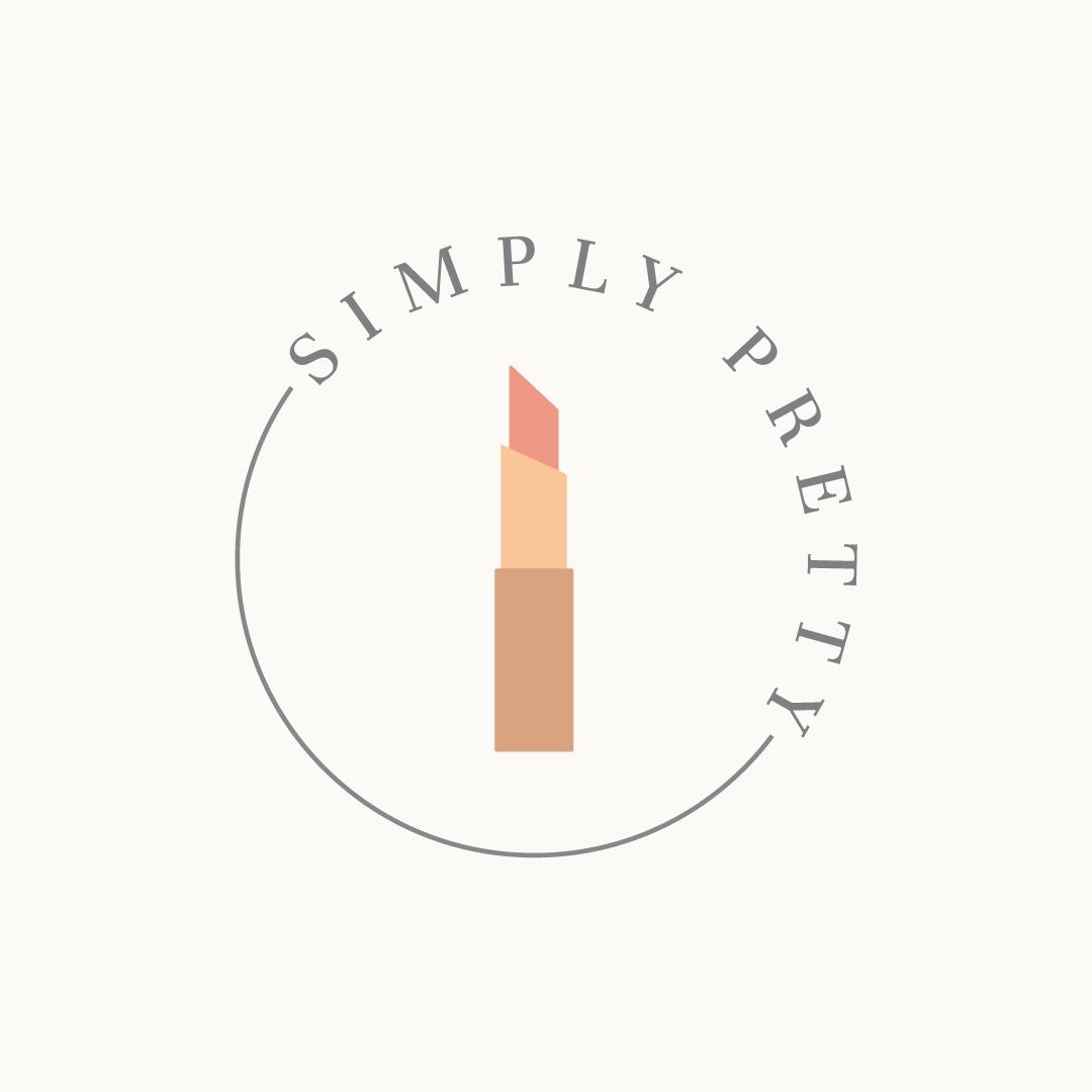 Simply Pretty Artistry Makeup Artist Logo Designed By Amari Creative Amaricreative Logo Bran Makeup Artist Logo Design Makeup Artist Logo Creative Branding