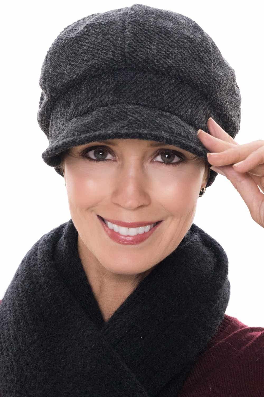5394cea90 Eloise Berber Newsboy Hat | Fall & Winter Caps for Women. This cap ...