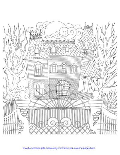 75 Halloween Coloring Pages Free Printables Halloween Coloring Pages Halloween Coloring Book Halloween Coloring