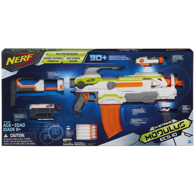 Nerf Modulus ECS-10 - Walmart.com