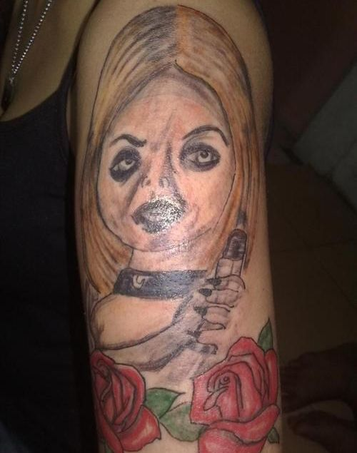 Bad Tattoos 13 More Of Worst Horrible Really Bad Tattoos