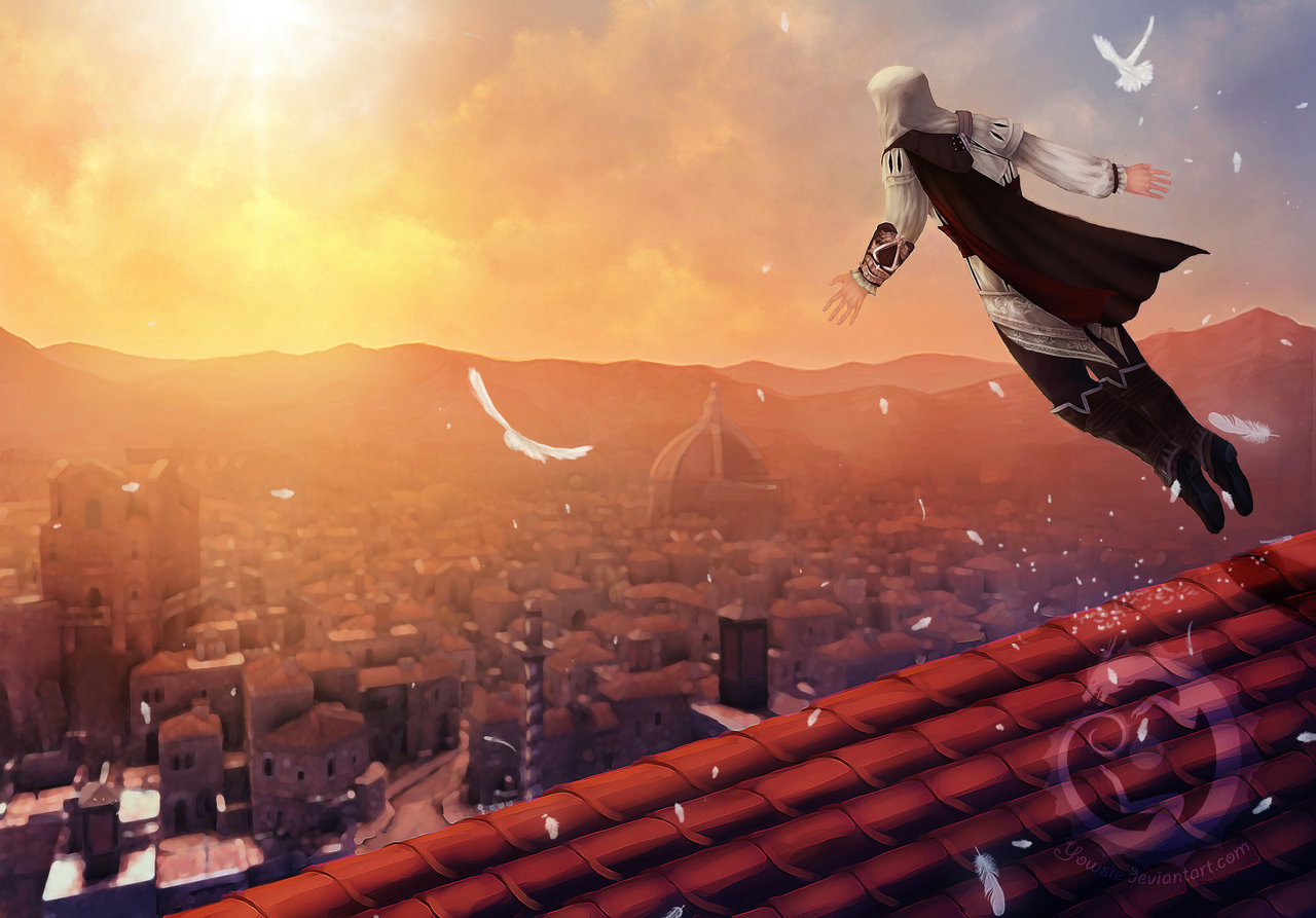 Assassins Creed Leap Of Faith Assassins Creed 1 Assassins Creed