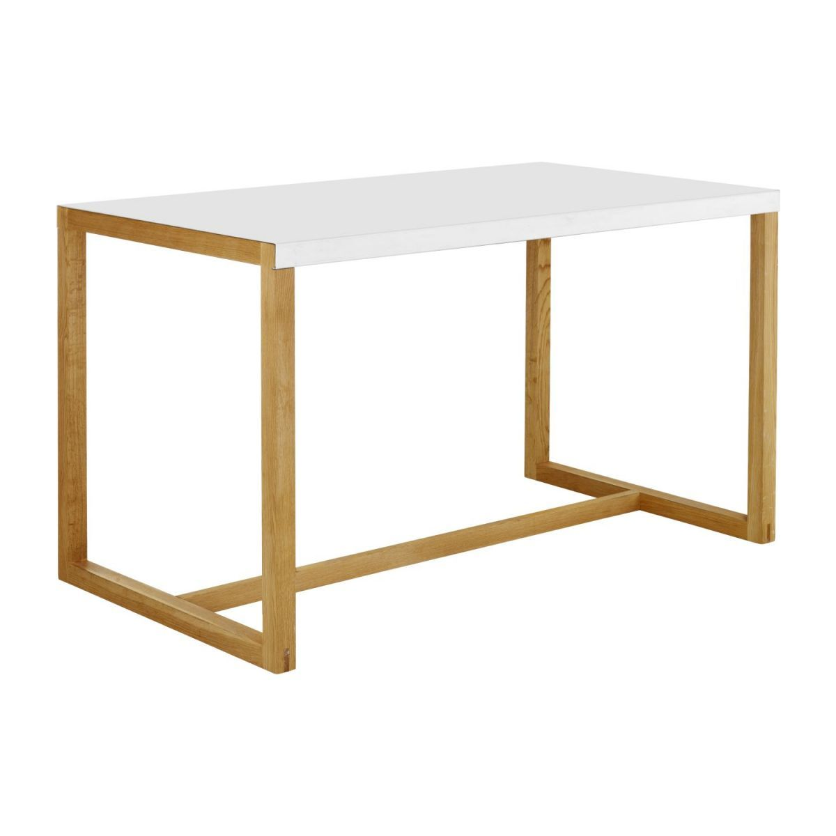 Kilo Tisch Table Basse Blanc Mobilier De Salon Table Basse Rectangulaire