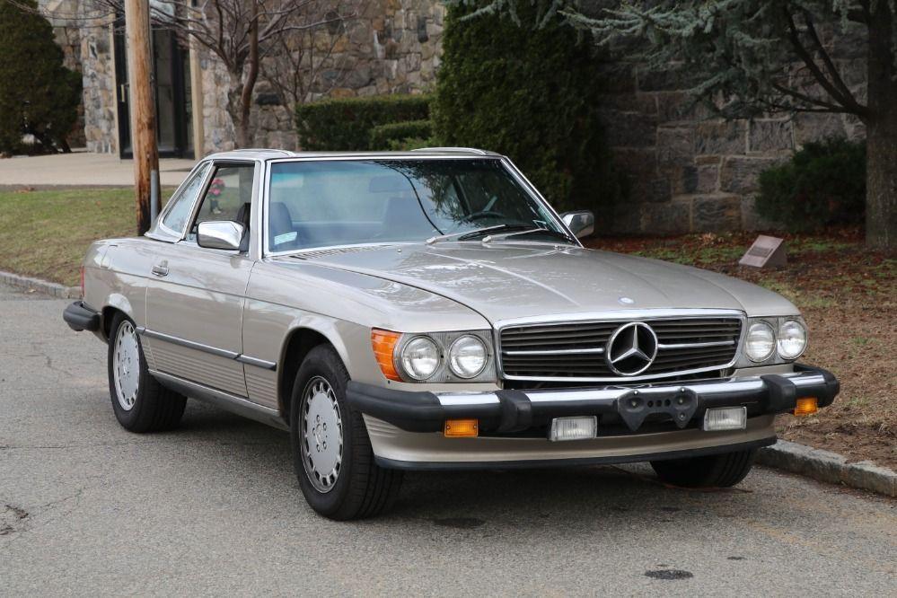 Used 1988 Mercedes-Benz 560SL | Astoria, NY# ...