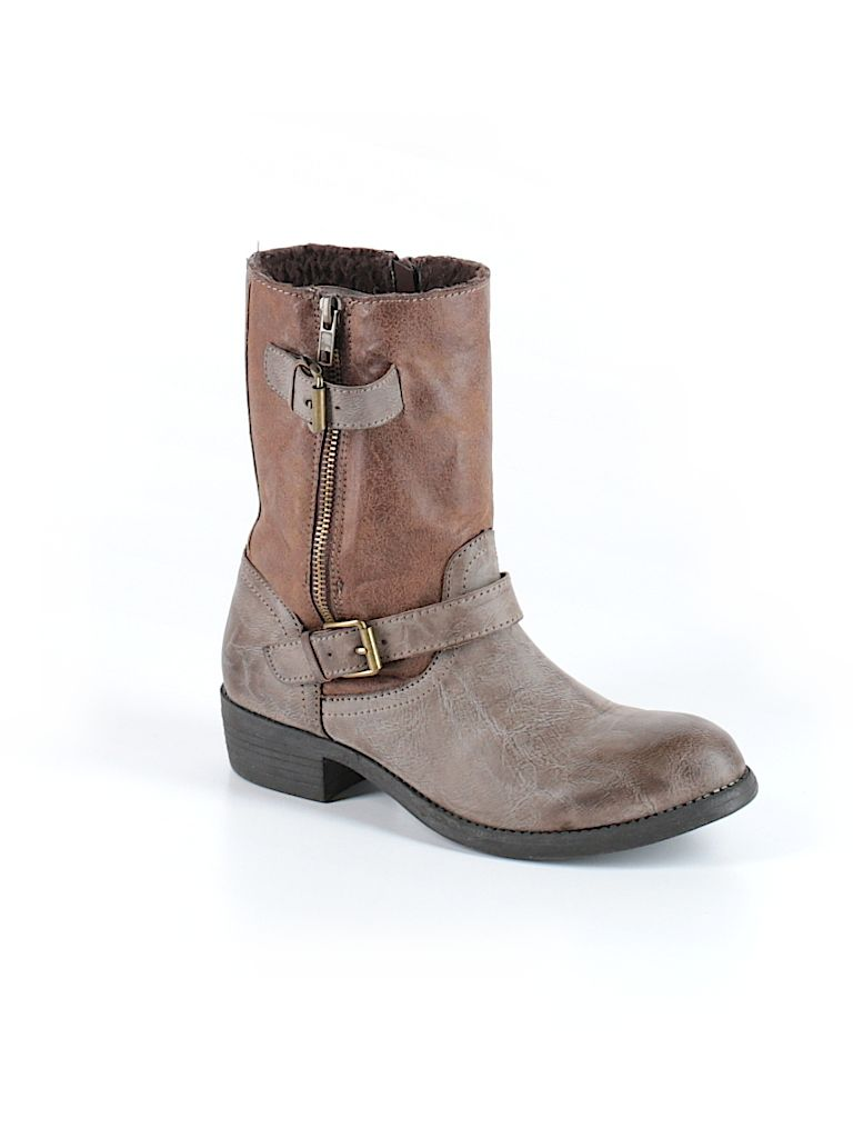 WANT!! ---Wanted Boots for $17.49 at thredUP!