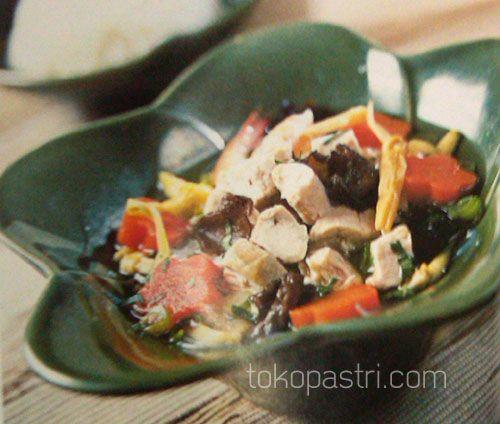 Resep Cara Membuat Kimlo Resep Makanan