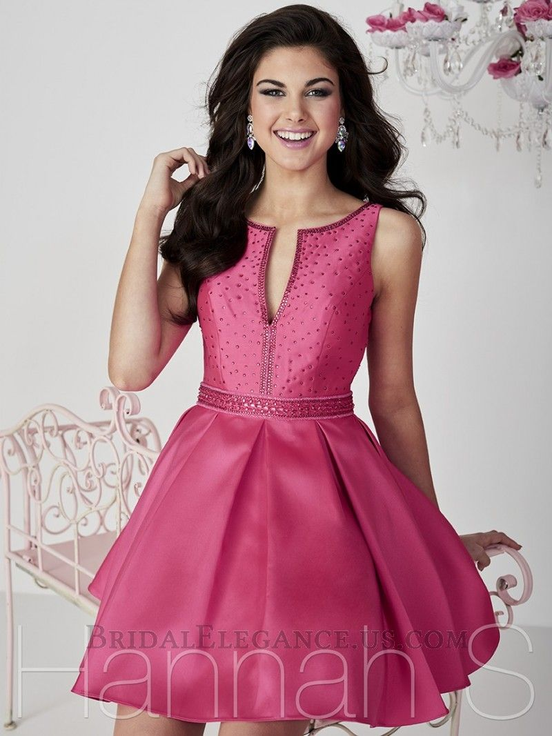 Lipstick beaded band dress homecoming dresses bridal