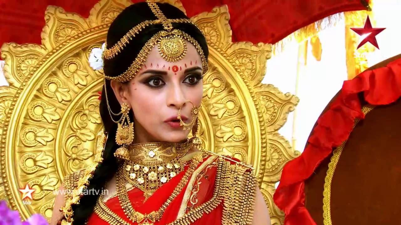 Draupadi in Mahabharath Star Plus | ~ Breathtaking Jewelry ...