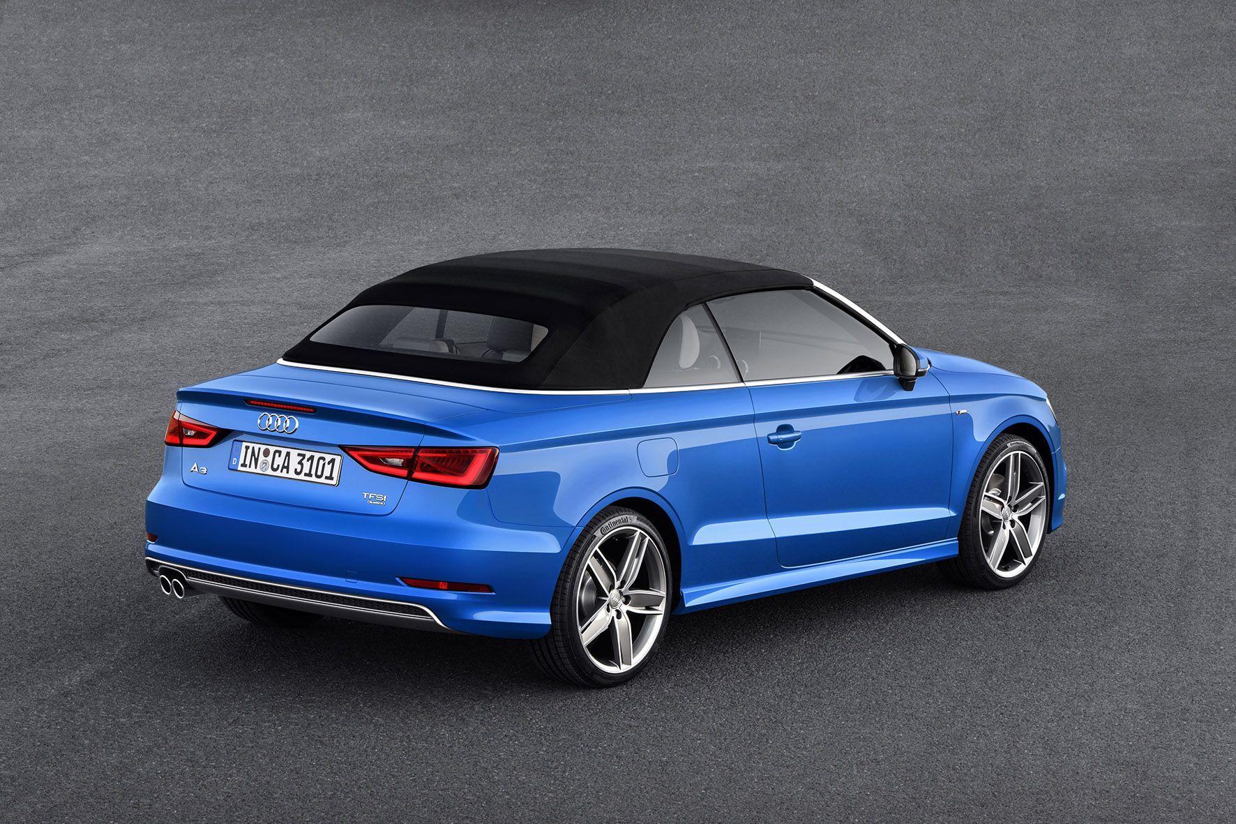 Alvast Voor De Zomer Prijzen Van De Audi A3 Cabriolet Drivessential Audi A3 Audi Cabriolet