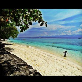 Basdaku Beach Moalboal Cebu I Travel Pinterest