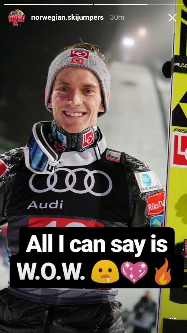 Pin by Basia Kraft on Fannis Ski jumping, Skiing, Audi