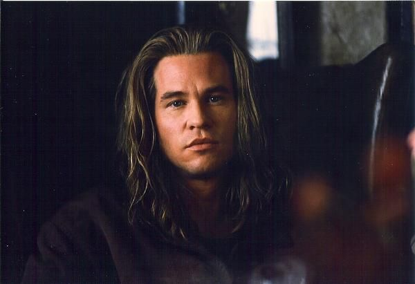 The Saint - I love this movie! Watched it dozens of times! Val Kilmer and Elizabeth Shue are SO good in this!
