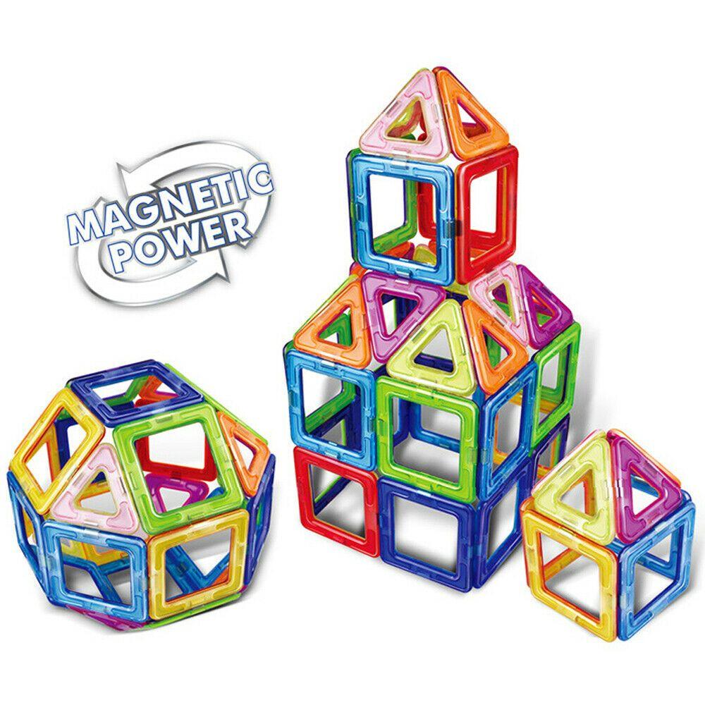 30pcs Big Size Building Blocks Triangle Square