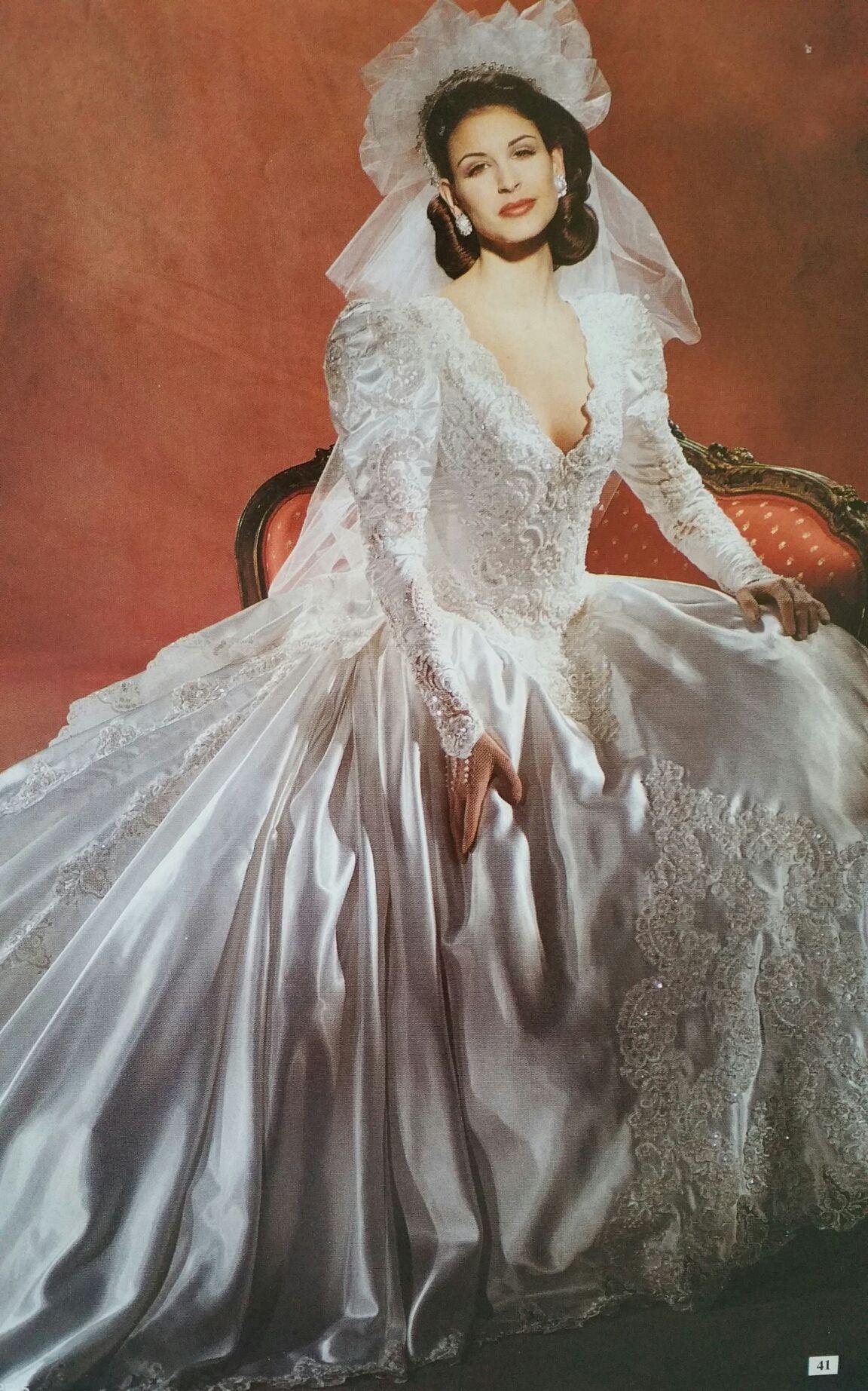 Demetrios us wed pinterest wedding dress vintage