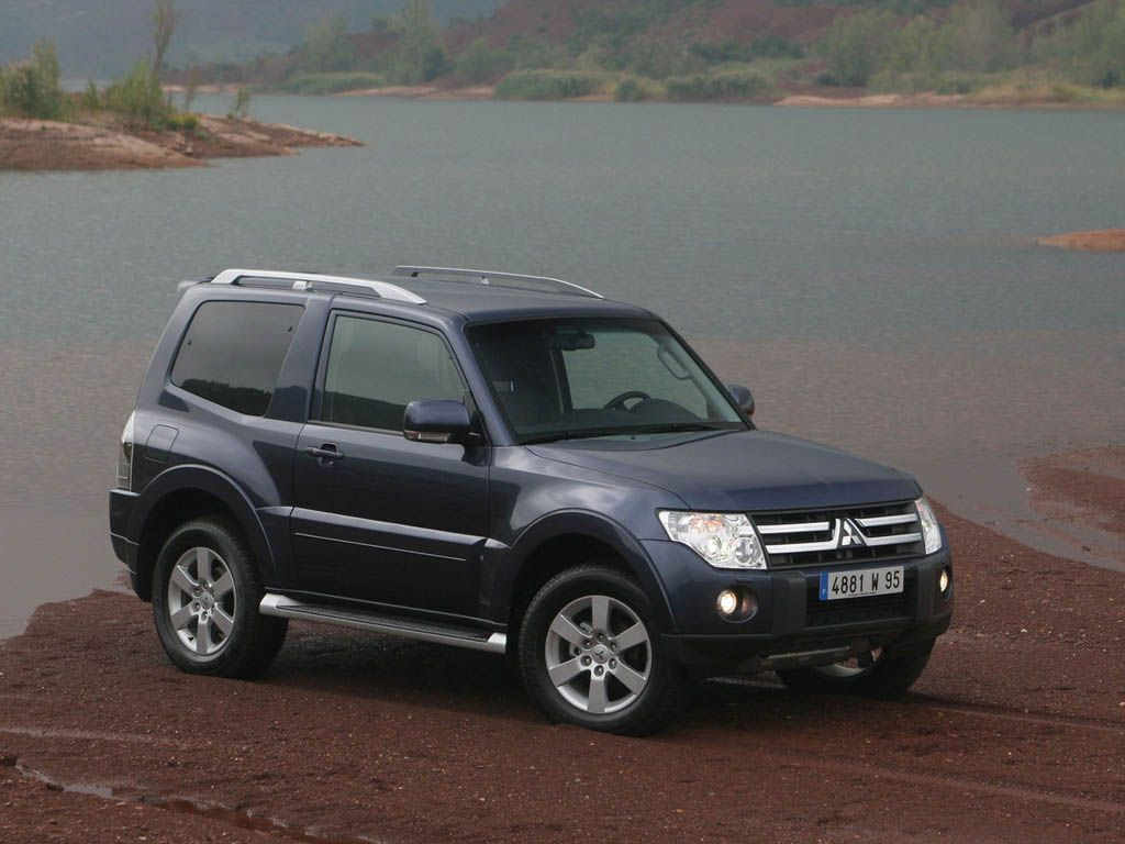Mitsubishi Pajero Full HPE 3dr Mitsubishi Pajero, Repair Manuals, Offroad,  Jeep, Vehicles