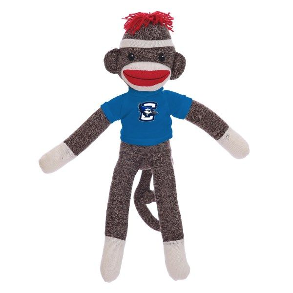 Creighton Univ Brown Sockie 20 With Images Bear Plush Toy St Louis Missouri Davidson College