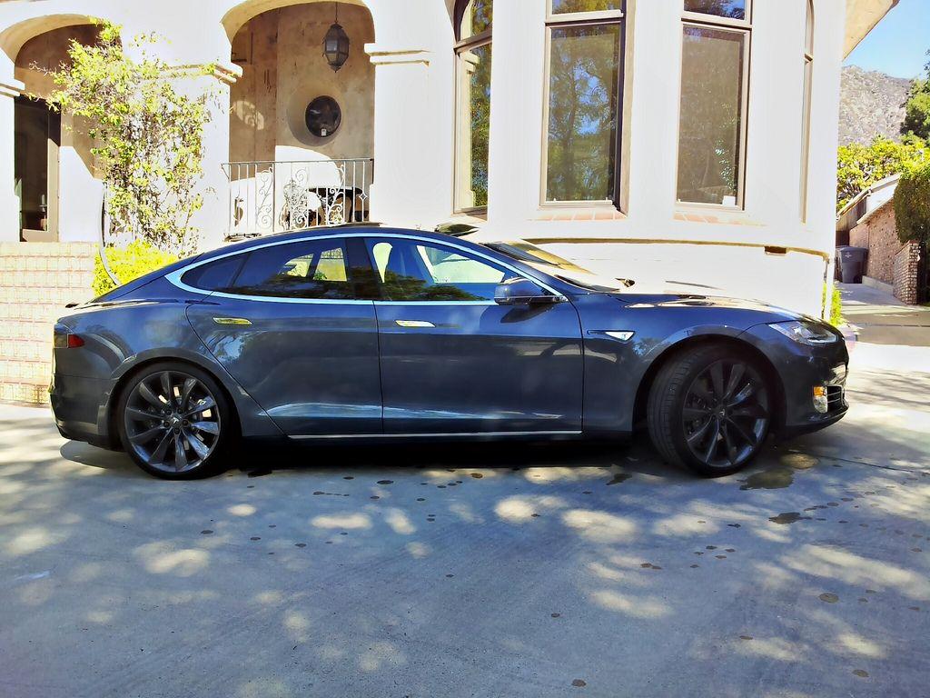 Model S Window Tinting